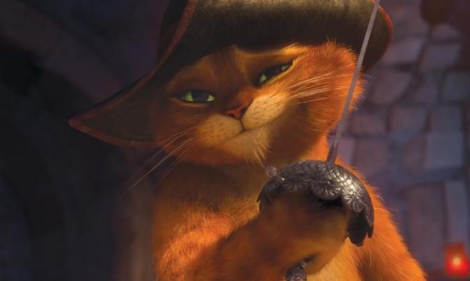 Il gatto con gli stivali di chris miller ingenere cinema