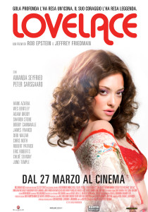 LOVELACE: Il trailer italiano