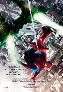 theamazingspiderman2ilpoteredielectro_poster1