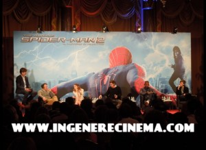 THE AMAZING SPIDER-MAN 2: La conferenza stamp…