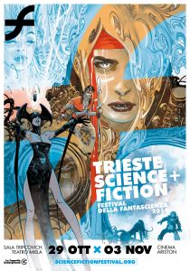 TRIESTE SCIENCE+FICTION: dal 29 ottobre al 3 …