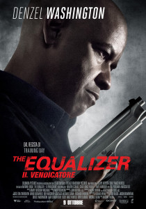 The equalizer locandina