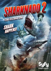 SHARKNADO 2 di Anthony C. Ferrante