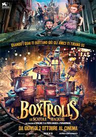 BOXTROLLS – LE SCATOLE MAGICHE di Anthony Sta…