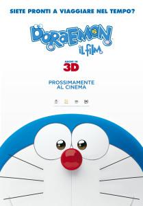 Doraemon locandina