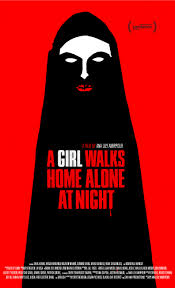 A GIRLS WALKS HOME ALONE AT NIGHT di Ana Lily…