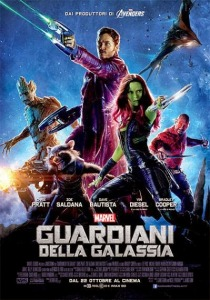 GUARDIANI DELLA GALASSIA di James Gunn