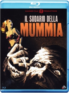 IL SUDARIO DELLA MUMMIA in Blu-Ray
