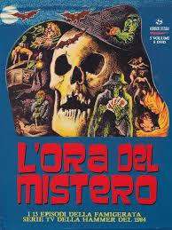 L'ORA  DEL MISTERO in DVD