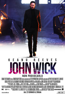 JOHN WICK di Chad Stahelski