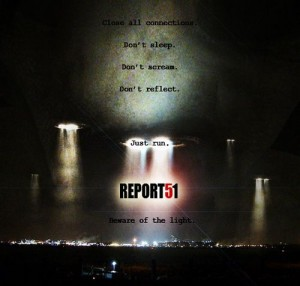 REPORT 51 di Alessio Liguori