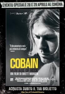 Cobain locandina