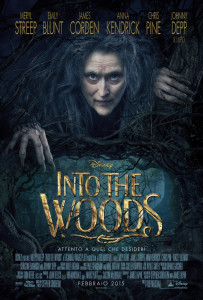 INTO THE WOODS di Rob Marshall