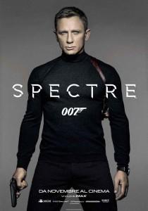 SPECTRE: teaser trailer e poster