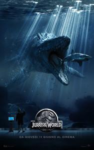 JURASSIC WORLD: il trailer ufficiale e tre nu…