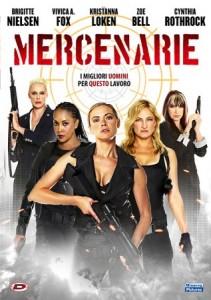 Mercenarie copertina dvd