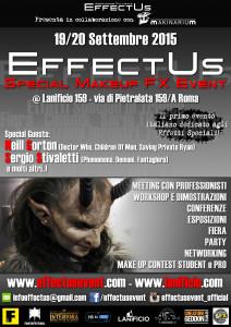 EFFECTUS: Il programma della prima edizione - InGenere Cinema InGenere Cinema