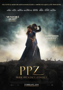 PPZ – Pride + Prejudice + Zombies di Burr Ste…