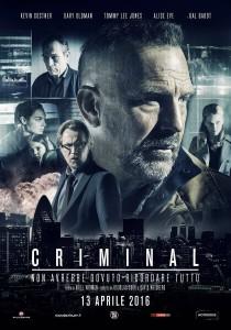 CRIMINAL di Ariel Vromen