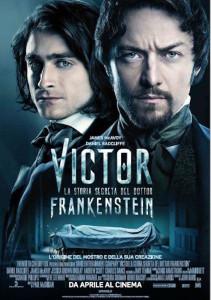 VICTOR – La storia segreta del dottor Franken…