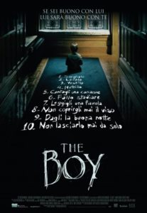 THE BOY di William Brent Bell