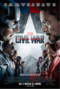 CAPTAIN AMERICA: CIVIL WAR di Anthony e Joe R…