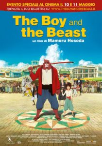 THE BOY AND THE BEAST di Mamoru Hosoda