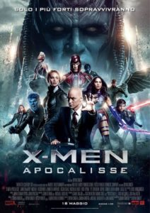 X-MEN – APOCALISSE di Bryan Singer