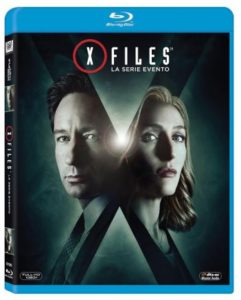 THE X-FILES: La stagione evento in Blu-Ray!