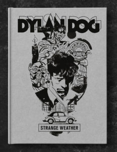 Crime City Comics 2016: DYLAN DOG STRANGE WEA…