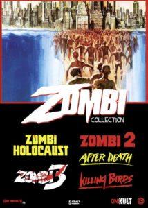 ZOMBI COLLECTION di CG Entertainment
