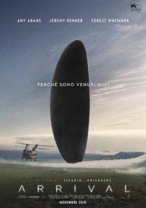 ARRIVAL di Denis Villeneuve