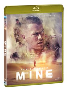 MINE in Blu-Ray