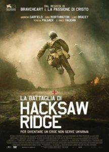 LA BATTAGLIA DI HACKSAW RIDGE di Mel Gibson