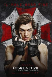 RESIDENT EVIL: THE FINAL CHAPTER di Paul W. S…