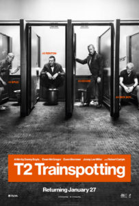 T2 Trainspotting di Danny Boyle
