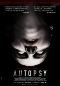 AUTOPSY di André Øvredal