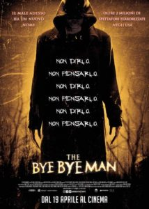 THE BYE BYE MAN di Stacy Title