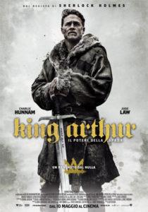 KING ARTHUR – IL POTERE DELLA SPADA di Guy Ri…