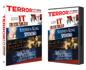TERROR: Stephen King in DVD per Warner Home V…