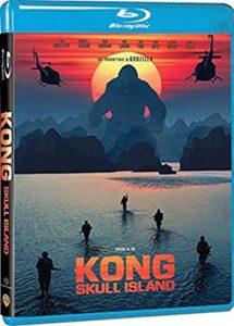 KONG SKULL ISLAND in Blu-Ray