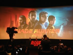 BLADE RUNNER 2049: Il Panel con Denis Villene…