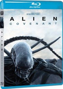 ALIEN COVENANT + SCAPPA – GET OUT + BLADE RUN…