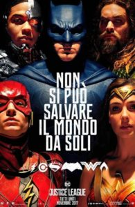 JUSTICE LEAGUE di Zack Snyder