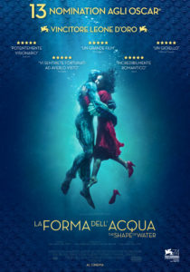 LA FORMA DELL'ACQUA – THE SHAPE OF WATER di G…
