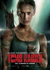 TOMB RAIDER di Roar Uthaug
