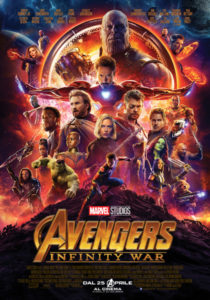 AVENGERS: INFINITY WAR di Anthony e Joe Russo