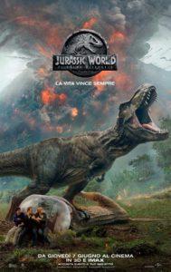 JURASSIC WORLD – Il regno distrutto di Juan A…
