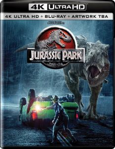 JURASSIC PARK IN 4K per Univesal Pictures Hom…