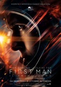 FIRST MAN – IL PRIMO UOMO di Damien Chazelle